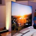 Samsung S9 98 inch curved 8K TV Review