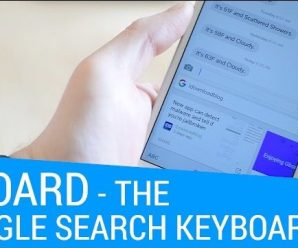 A Review On Google Gboard Keyboard