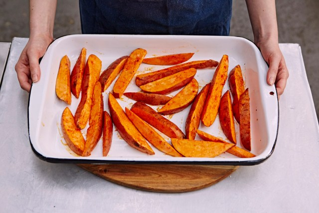 Sweet Potato fry