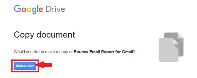 Bounced Email