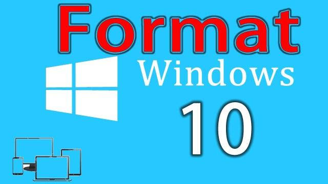 format-windows-10