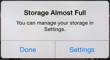 storage-almost-full