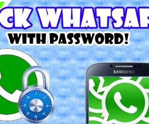 How To Set A Password Lock For Whatsapp To Maintain Privacy