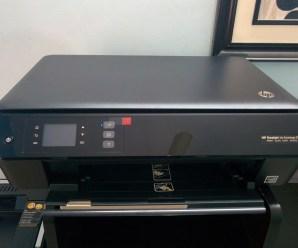 HP Deskjet Ink Advantage 3545 e-All-in-One Printer Review