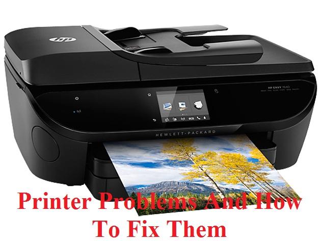 Printer Problems
