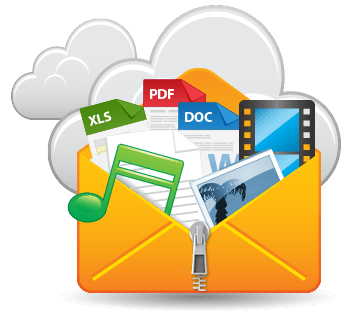 To email large files hassle free 1