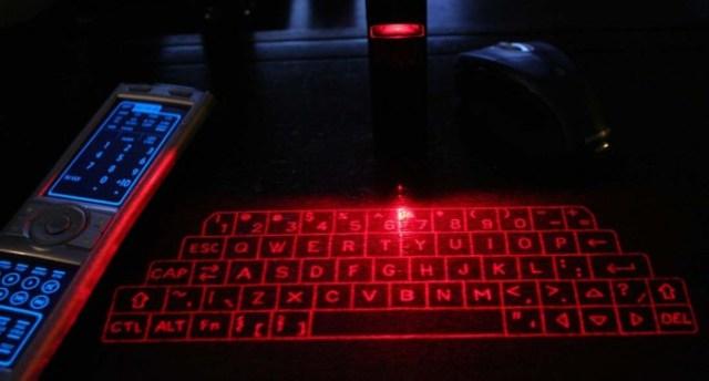 Virtual-Laser-Keyboard