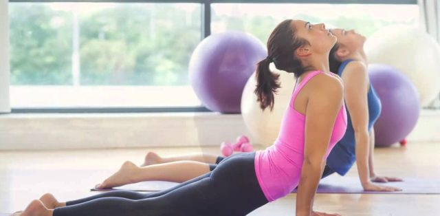 Chill Off Exercises and Stretching