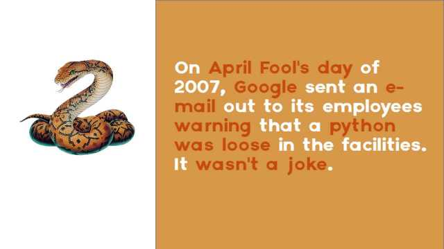 Google mail april fool
