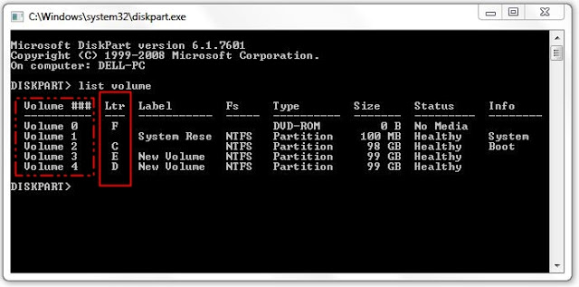 Hide Disk Drive of Computer