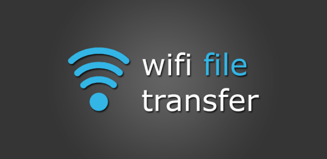 Wi – Fi File Transfer application