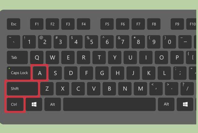 macro shortcut