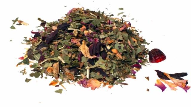 Most Herbal Teas