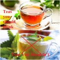 3 Teas You Should Drink And 3 Teas You Shouldn't
