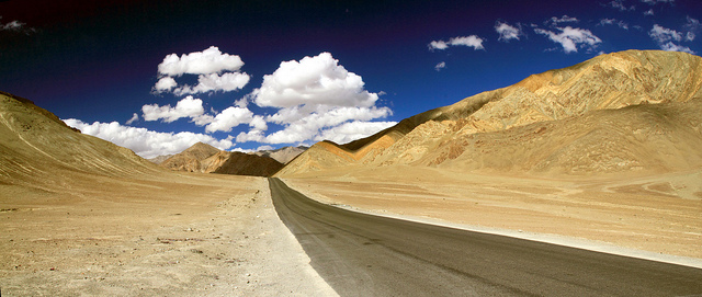 Magnetic Hill Leh, Ladakh