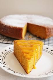 Eggless Mango Cake at home