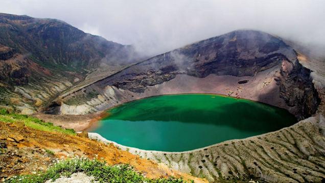 Largest Lunar Crater Lake