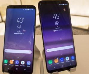 Samsung Galaxy S8 and S8+ : First Impression