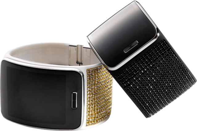 Swarovski Android Wear smartwatch
