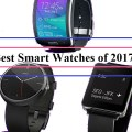 Top 5 Best Smartwatches Of 2017