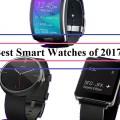 Top 5 Best Smartwatches Of 2017