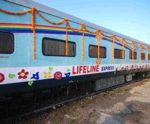 The Magic Train Of India – Lifeline Express