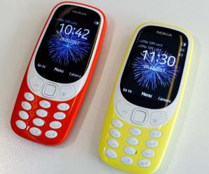 The New Mobile of Nokia Launched In 2017 – Nokia 3310