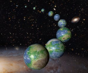 There Are Nearly Billions Of Planets Like The Earth In The Galaxy