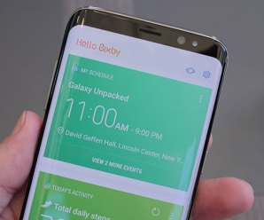 Galaxy S8 Will Launch Without Bixby Voice Command