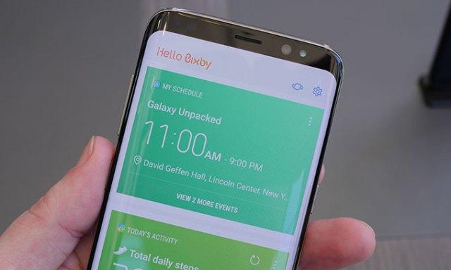 Samsung Galaxy Bixby