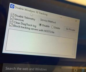 How To Stop Windows 10 From Tracking You