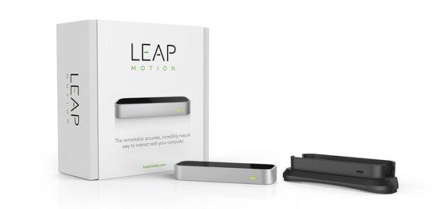 Leap 3D Motion Controller