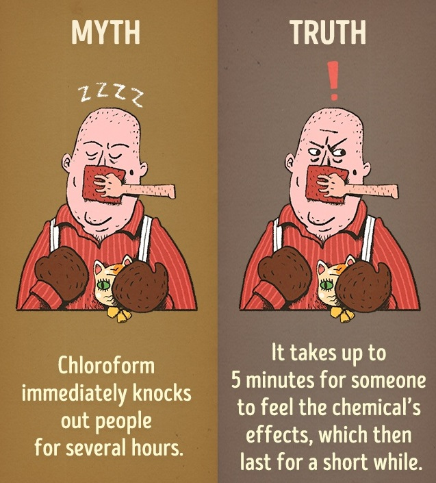 Chloroform Myths and Facts