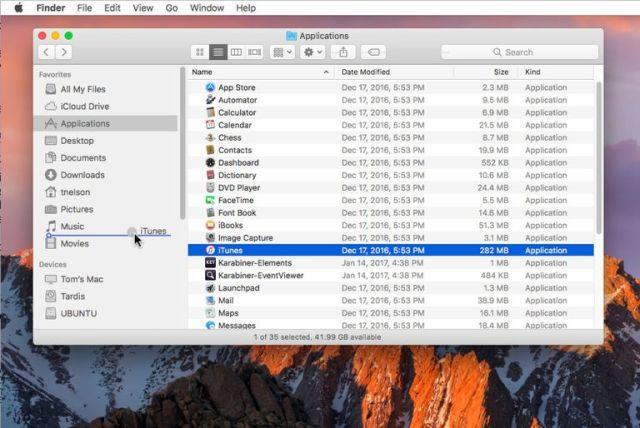Mac Finder1
