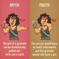 12 Myths We Believe By Watching Movies