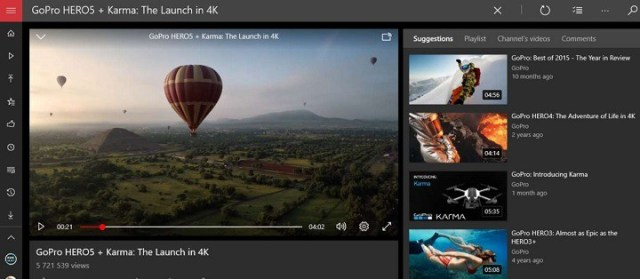 Client-for-YouTube-pc-app