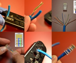 How To Crimp Your Own Ethernet Cable Of Any Length