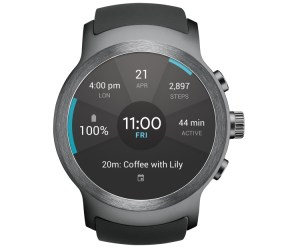 A Review On LG Watch Sport: Android Wear 2.0