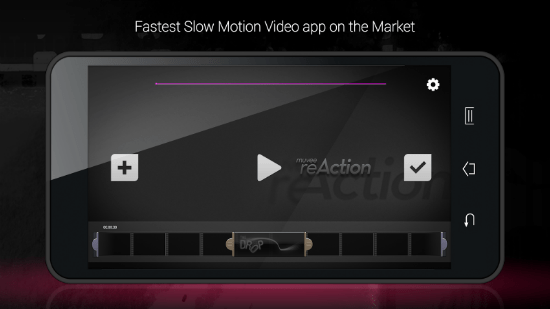 ReAction-Slow-Motion-Video