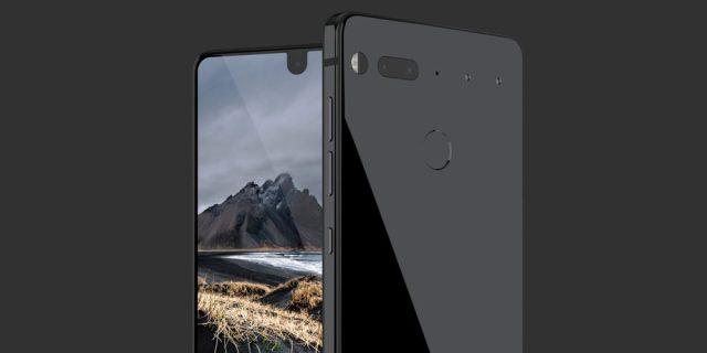 Build Quality of Essential Phone