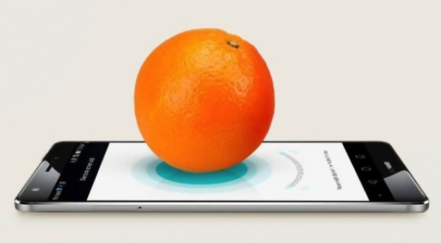 Turning your smartphone into a digital scale