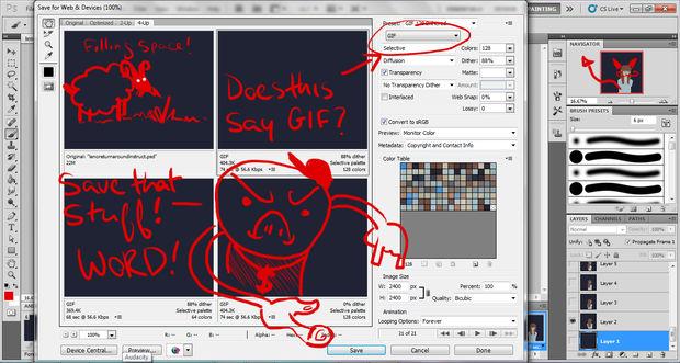Brainbaby Into a GIF