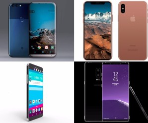 Top 5 Upcoming Flagship Smartphones in India (2017)