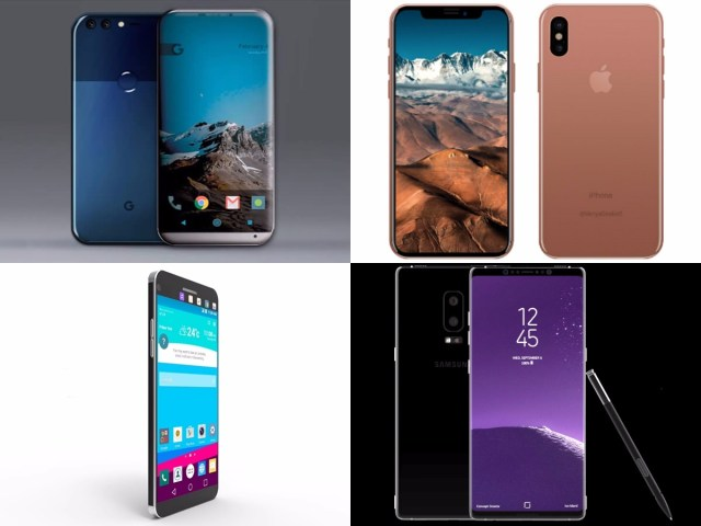 Upcoming Flagship Smartphones in India