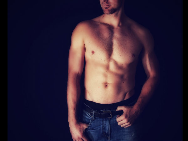 Men's Nipple