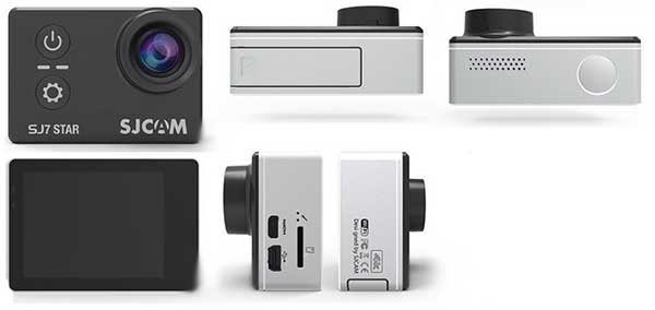 SJCam SJ7 Action Camera