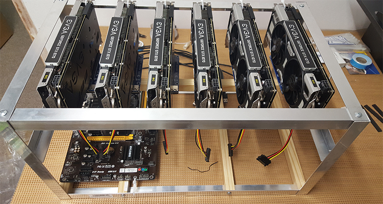 how to use your pc to mine cryptocurrency
