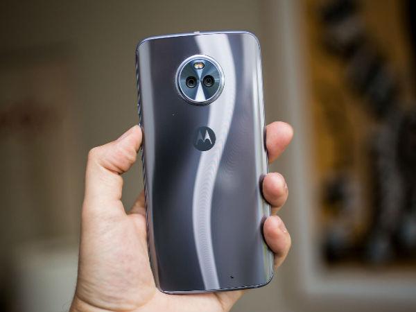 Moto X4 Sensors