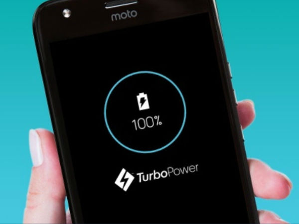 Moto X4 Turbo Charger - Fast Charging