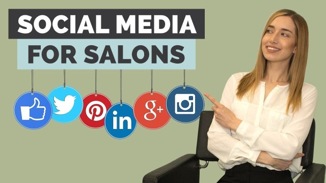 Social Media For Hair Salons